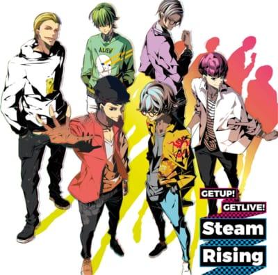 GET UP! GET LIVE! ドラマCD GETUP! GETLIVE! Steam Rising