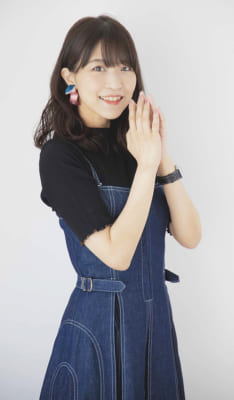 TVアニメ「殺し愛」シャトー・ダンクワース役大西沙織さん