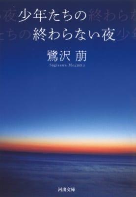 鷺沢萠さん「少年たちの終わらない夜」
