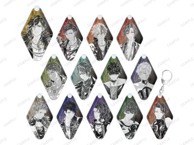 「『ブラックスター -Theater Starless-』2nd Anniversary Ani-Art フェア in アニメイト」先行販売グッズ、トレーディング Ani-Art アクリルキーホルダー ver.A (全13種) 単品:748円(税込)/BOX:9,724円(税込)