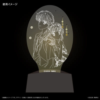LEDアクセサリースタンド ママレード・ボーイ「光希&遊」デザイン