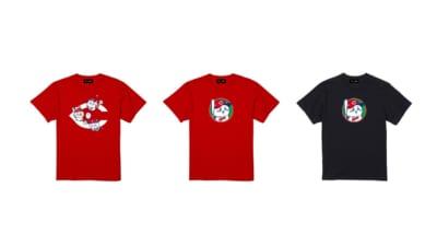 「ちいかわ×広島東洋カープ」Tシャツ