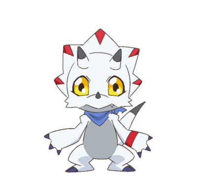 新作TVアニメ「デジモンゴーストゲーム」ガンマモン
