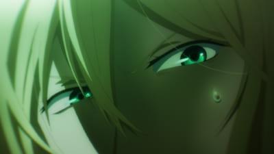 TVアニメ「殺し愛」先行カット:冷たい表情のシャトー・ダンクワース