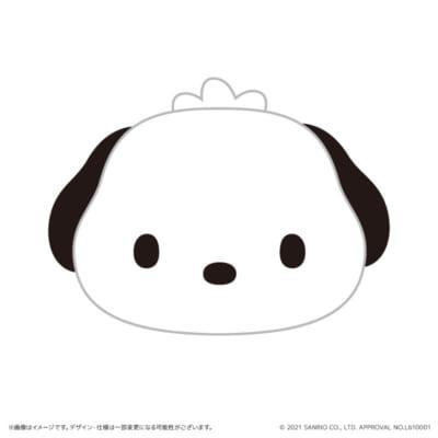 「Tカード(サンリオキャラクターズ2021ver.)」 にぎにぎMocci(全3種) ポチャッコ