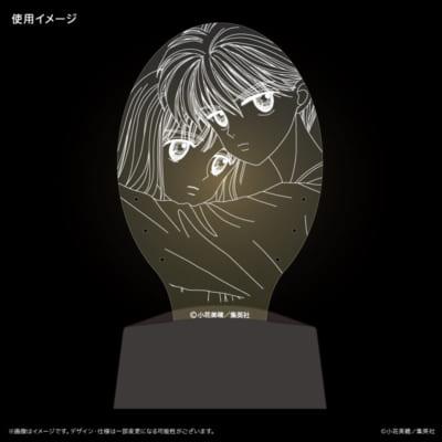 LEDアクセサリースタンド こどものおもちゃ「紗南&羽山」デザイン