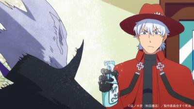 TVアニメ「吸血鬼すぐ死ぬ」PVカット・除菌されるドラルク