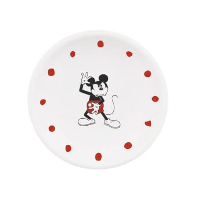 「MICKEY NEXT JAPAN MARKET」豆皿(磁器/約直径9cm) 990円