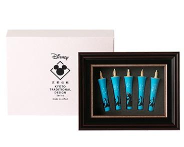 「MICKEY NEXT JAPAN MARKET」手描き和ディズニー ファンタジア(5本入/額装付) 27,500円