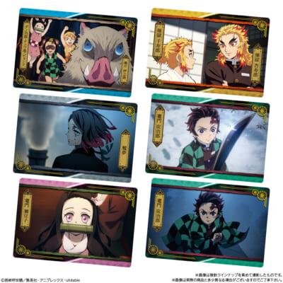 「鬼滅の刃」カードウエハースシリーズ第4弾 ストーリーカード 21種2