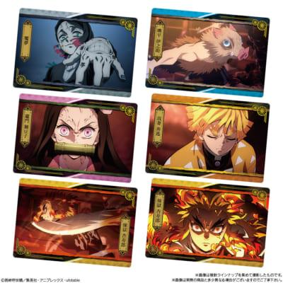 「鬼滅の刃」カードウエハースシリーズ第4弾 ストーリーカード 21種3