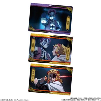「鬼滅の刃」カードウエハースシリーズ第4弾 ストーリーカード 21種4
