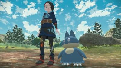 「Pokémon LEGENDS アルセウス」新キャラクター・ヨネ