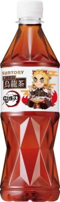 「鬼滅の刃×サントリー」サントリー烏龍茶(525ml)1