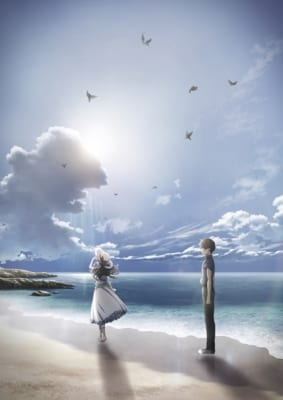 TVアニメ「魔法科高校の劣等生 追憶編」キービジュアル