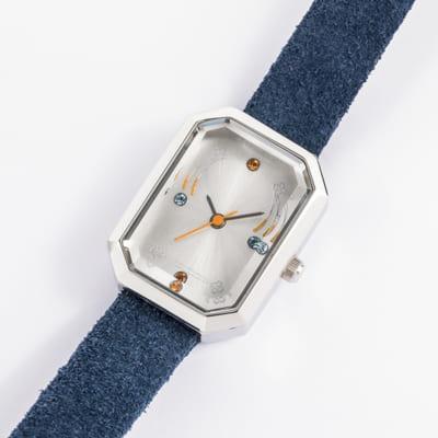 「刀剣乱舞-ONLINE-」コラボレーション腕時計(全4種)五虎退(極)正面