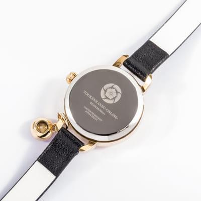 「刀剣乱舞-ONLINE-」コラボレーション腕時計(全4種)へし切長谷部(極)裏