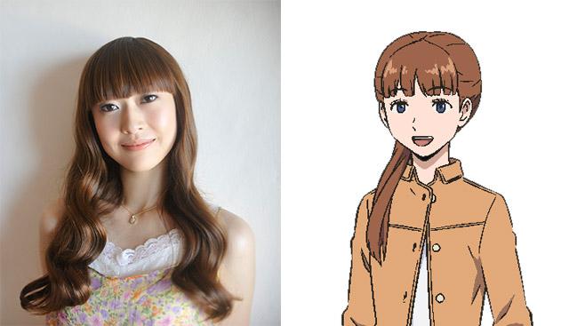 TVアニメ「ワールドトリガー」3rdシーズン追加キャスト 林藤ゆり役 / 能登麻美子さん