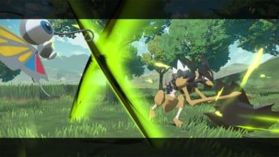 「Pokémon LEGENDS アルセウス」
