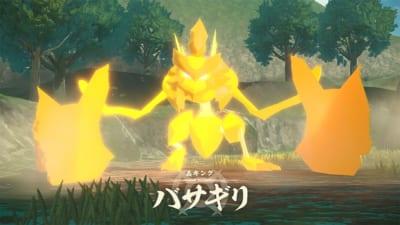 「Pokémon LEGENDS アルセウス」キング&クイーン