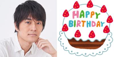 9月5日は声優・小林親弘さんのお誕生日
