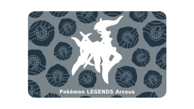 「Pokémon LEGENDS アルセウス」店舗別早期購入特典・エディオングループ(ゲーム取扱店):ブランケット