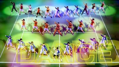 「リョーマ!The Prince of Tennis 新生劇場版テニスの王子様」冒頭映像_シングダンスプレイ
