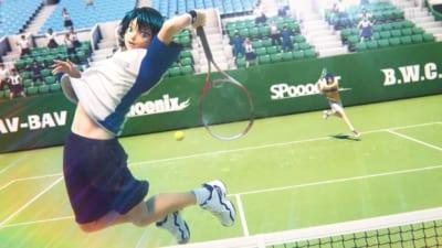 「リョーマ!The Prince of Tennis 新生劇場版テニスの王子様」冒頭映像_リョーマ