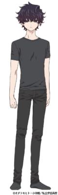 TVアニメ「古見さんは、コミュ症です。」 古見笑介:CV.榎木淳弥さん