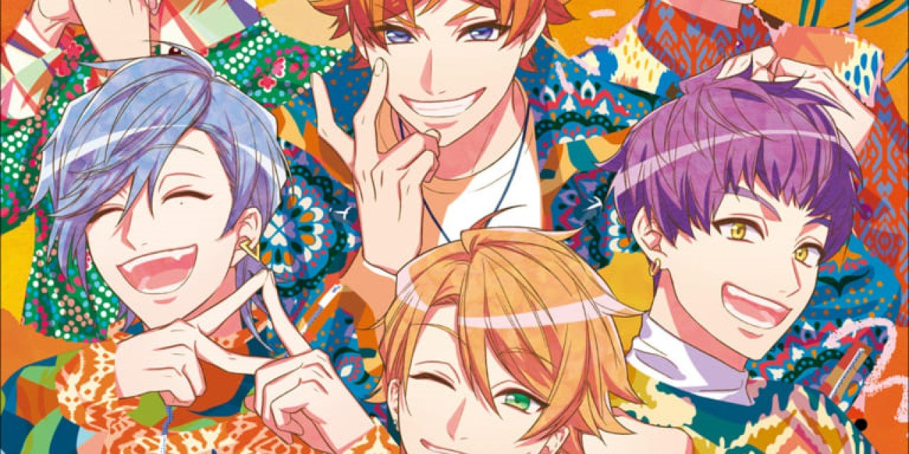 「A3!」夏組の新曲PVが公開!SRカードのプレゼントコードが購入特典!