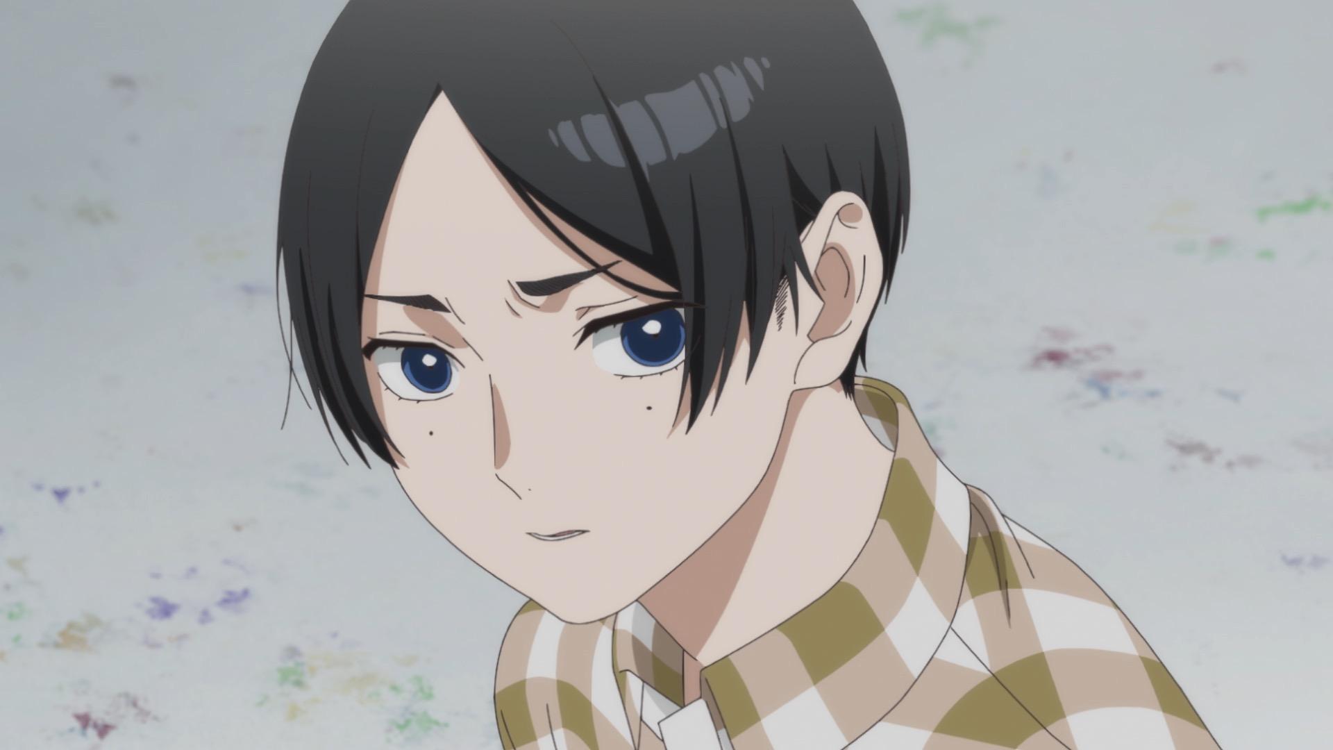 TVアニメ「ブルーピリオド」高橋世田介