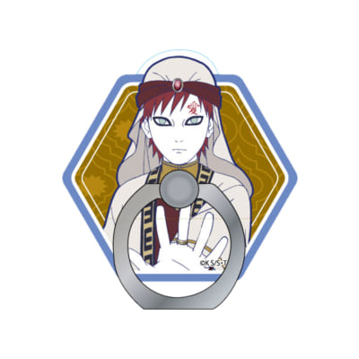 NARUTO-ナルト- 疾風伝 砂漠Ver. スマホリング:我愛羅