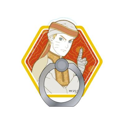 BORUTO-ボルト- NARUTO NEXT GENERATIONS 砂漠Ver. スマホリング:うずまきナルト