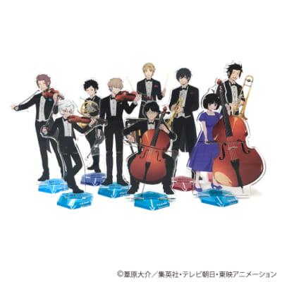 「ワールドトリガー THE MUSIC EXPO」グッズ:アクリルスタンド
