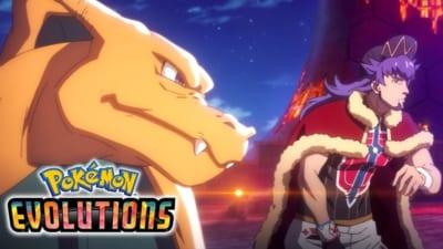 ポケモン25周年記念オリジナルアニメ「Pokémon Evolutions」第1話「ザ・チャンピオン」