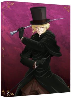 TVアニメ「憂国のモリアーティ」Blu-ray&DVD最終巻(第8巻)