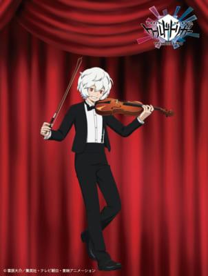 「ワールドトリガー THE MUSIC EXPO」描き下ろしイラスト:空閑遊真