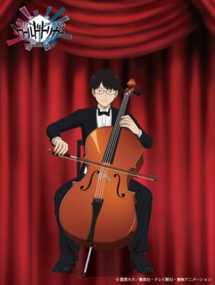 「ワールドトリガー THE MUSIC EXPO」描き下ろしイラスト:三雲修