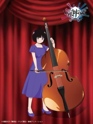 「ワールドトリガー THE MUSIC EXPO」描き下ろしイラスト:雨取千佳