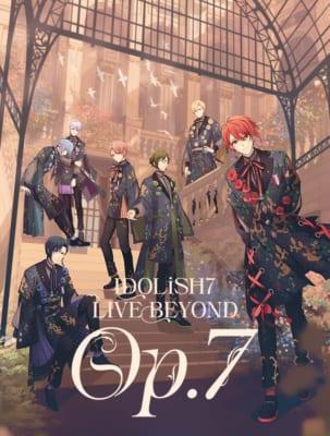 """「アイドリッシュセブン」IDOLiSH7 LIVE BEYOND """"Op.7"""" キービジュアル"""