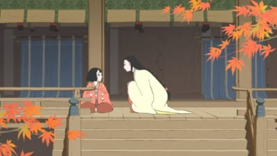 TVアニメ「平家物語」PV場面写真3
