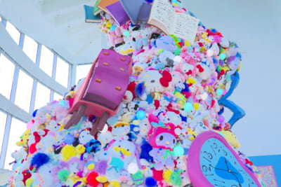 サンリオ展「Unforgettable Tower」アップ