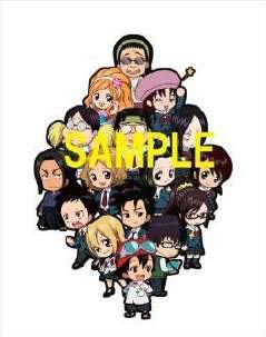 SKET DANCE Memorial Complete Blu-ray特典あみあみ