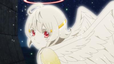 TVアニメ「プラチナエンド」先行カット5