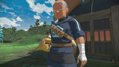 「Pokémon LEGENDS アルセウス」新キャラクター・ススキ