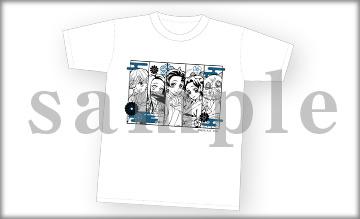 「鬼滅の刃×東京スカイツリー」オリジナルグッズ:Tシャツ