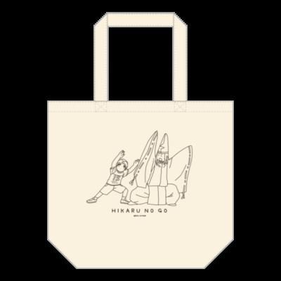 「ヒカルの碁」ポップアップショップ トートバッグ:1,980円(税込)