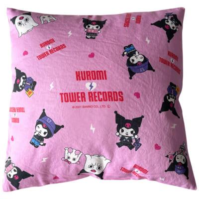 「クロミ × TOWER RECORDS 2021」クッション