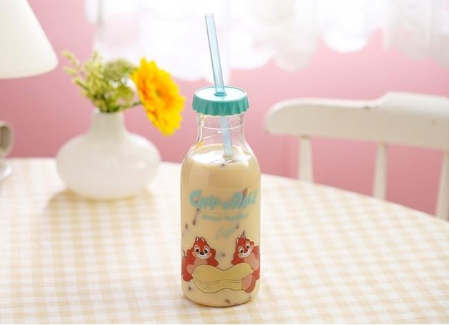 「チップ&デール」OH MY CAFEピーナッツミルク