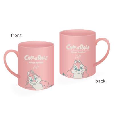 「チップ&デール」OH MY CAFE マグカップ